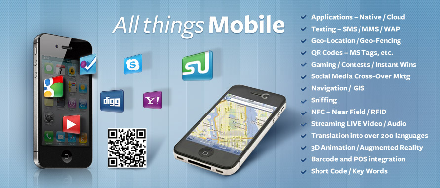 Custom Mobile Advertising Solutions & Services